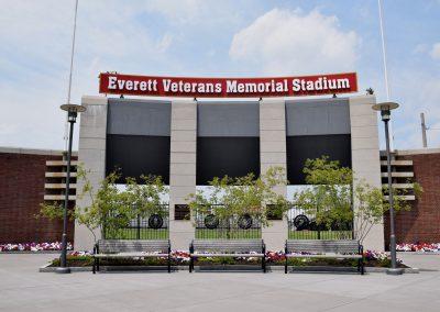 Everett Veterans Memorial Stadium