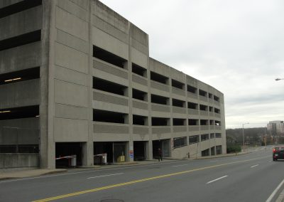 Stop & Shop HQ Garage